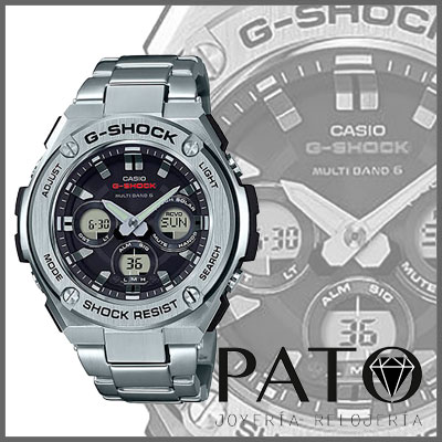 Reloj Casio GST-W310D-1AER