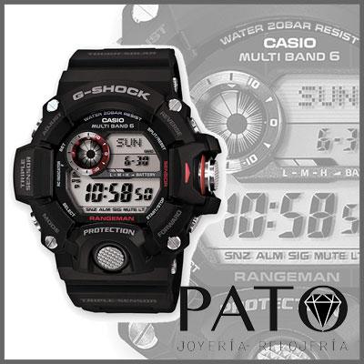 Casio Rangeman Gw Shock 9400 1erReloj G 8nPkw0O