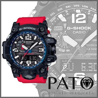 Reloj Casio GWG-1000RD-4AER