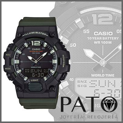 860da85cfda Relógio Casio HDC-700-3AVEF