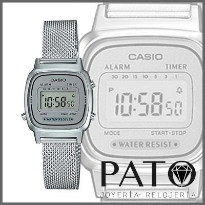 1f360edcf3a Relógio Casio LA670WEM-7EF