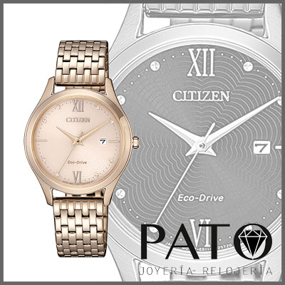 Reloj Citizen EW2533-89X