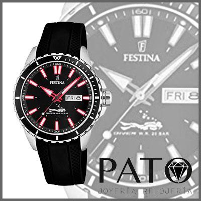 Festina Watch F20378/2
