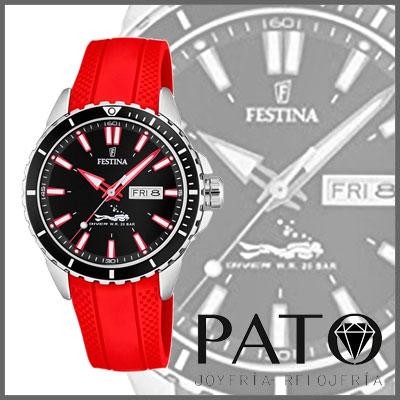 Festina Watch F20378/6