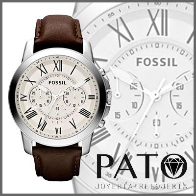 91c757eb9732 Increíble Reloj Fossil Grant - FS4735