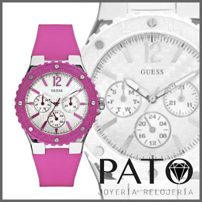 Reloj Guess W90084L2