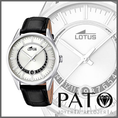 0a60e19239d5 Lotus 15978/3 Watch