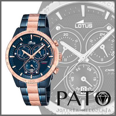 302996df0d75 Relojes Lotus - Reloj Lotus 18330 2