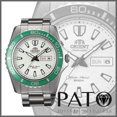 Reloj Orient FEM75006W9
