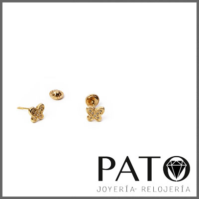 Earrings Gold 18k 132408
