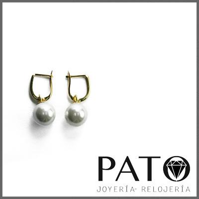 Earrings Gold 18k 136938