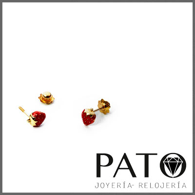 Earrings Gold 18k 213H04