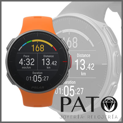 Reloj Polar Vantage V Orange