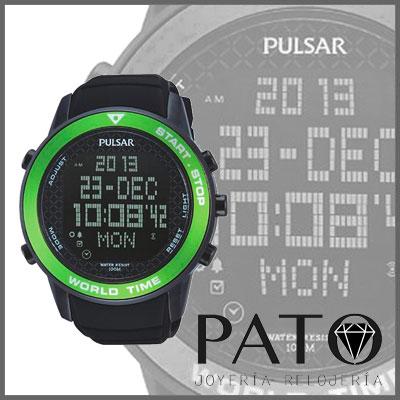 PQ2033X1 | Pulsar Watch - PQ2033X1