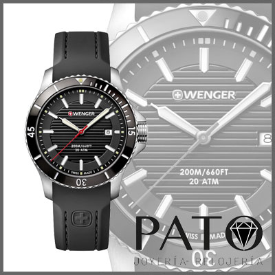 Montre Wenger 01.0641.117