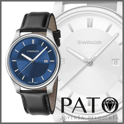 Wenger Watch 01.1441.118