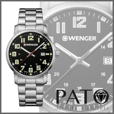 Reloj Wenger 01.1641.111