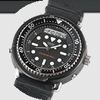 El primer reloj Hybrid Diver´s 150m, con alarma y cronógrafo
