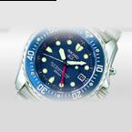El primer reloj del mundo Kinetic Diver´s 200m con la aguja de 24h