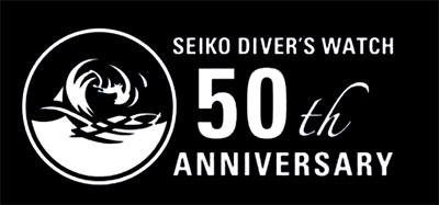 Seiko 50 Aniversario Diver´s