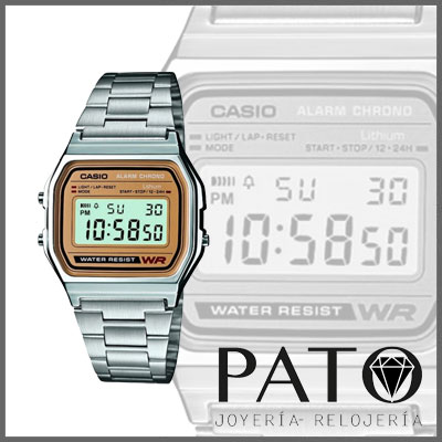 Casio Watch A158WEA-9EF
