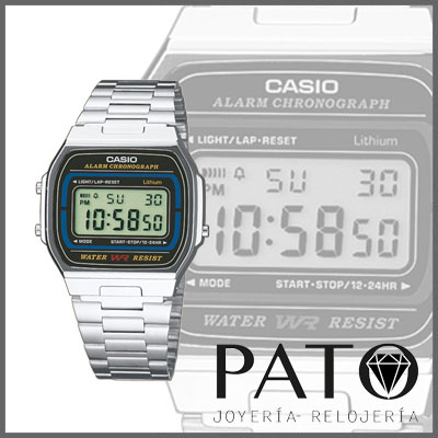 Reloj Casio A164WA-1VES