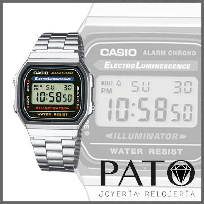 Reloj Casio A168WA-1YES