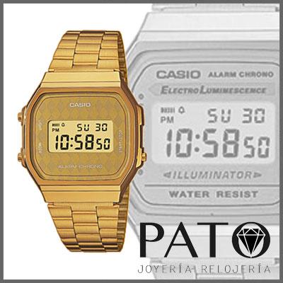 Casio Watch A168WG-9BWEF