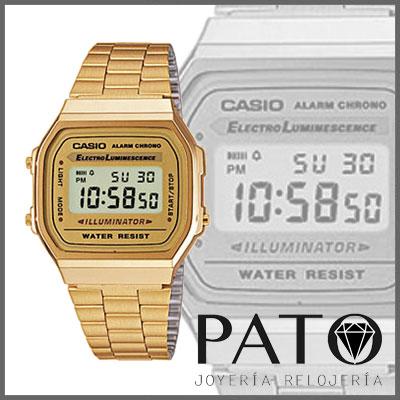 Casio Watch A168WG-9EF