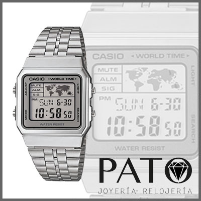 Casio Watch A500WEA-7EF