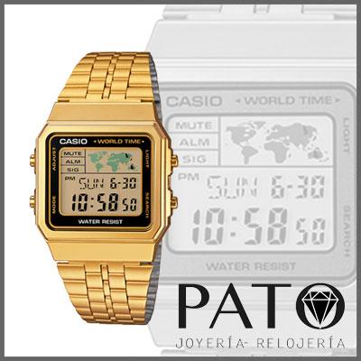 Reloj Casio A500WEGA-1EF