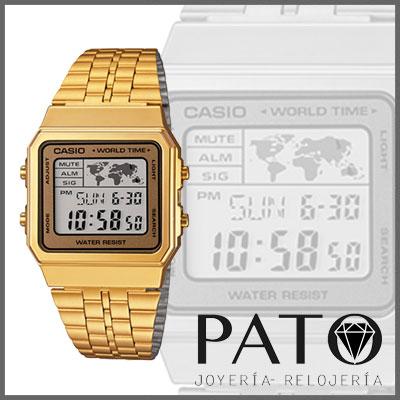 Reloj Casio A500WEGA-9EF