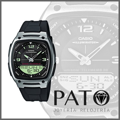 Casio Watch AW-81-1A1VES