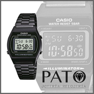 Casio Watch B640WB-1AEF