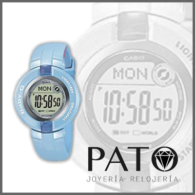 Reloj Casio BG-1200-2CVER