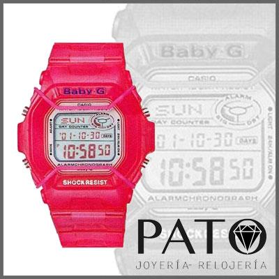 Reloj Casio BG-361-4SDR