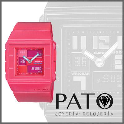 Casio Watch BGA-200-4ECR