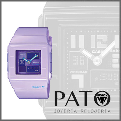 Reloj Casio BGA-200-6EER