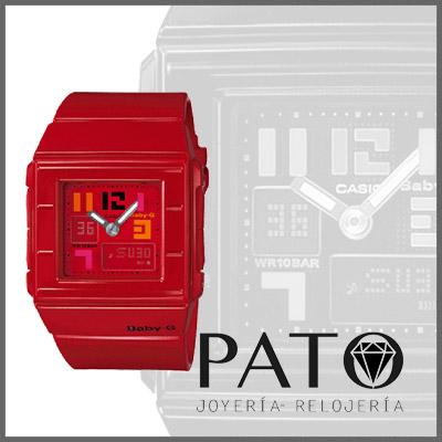 Casio Watch BGA-200PD-4BER