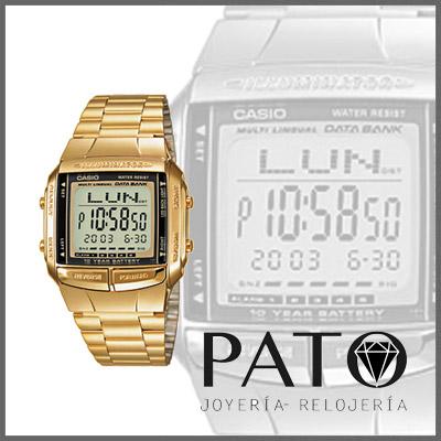 Casio Watch DB-360GN-9AEF