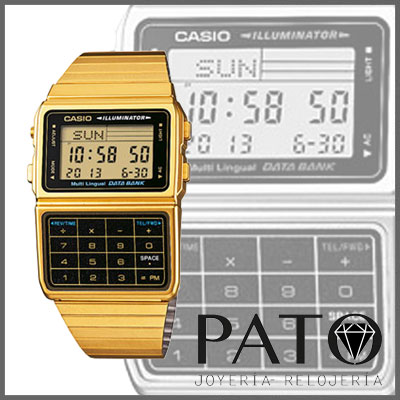 Casio Watch DBC-611GE-1EF