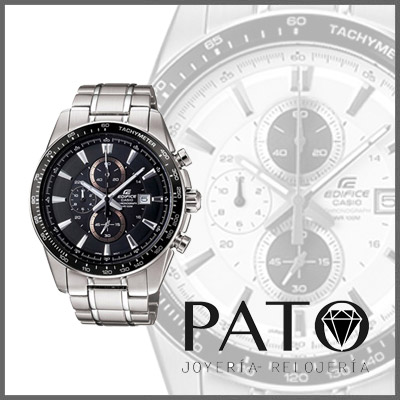 Casio Watch EF-547D-1A1VEF