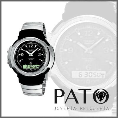 Reloj Casio EFA-104-1A