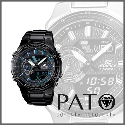 Casio Watch EFA-131BK-1AVEF