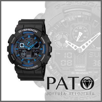 Casio Watch GA-100-1A2ER