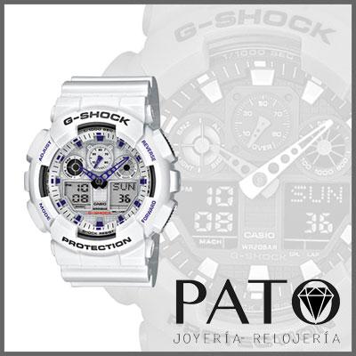 Casio Watch GA-100A-7AER