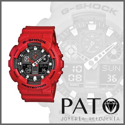 Reloj Casio GA-100B-4AER
