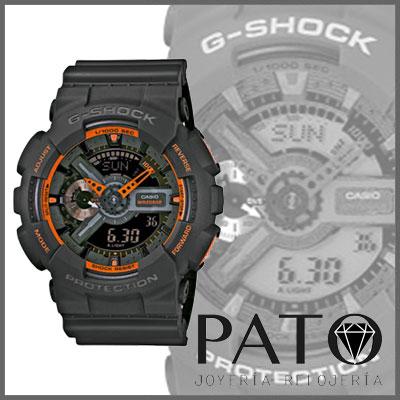 Reloj Casio GA-110TS-1A4ER