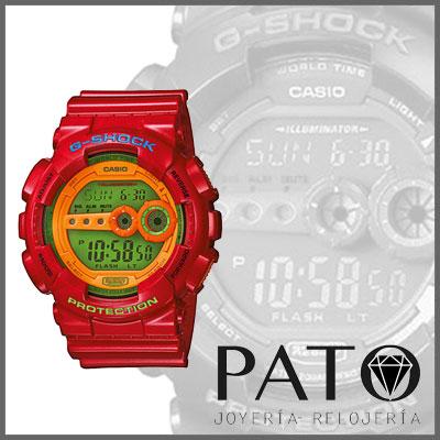 Casio Watch GD-100HC-4ER