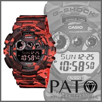 Reloj Casio GD-120CM-4ER